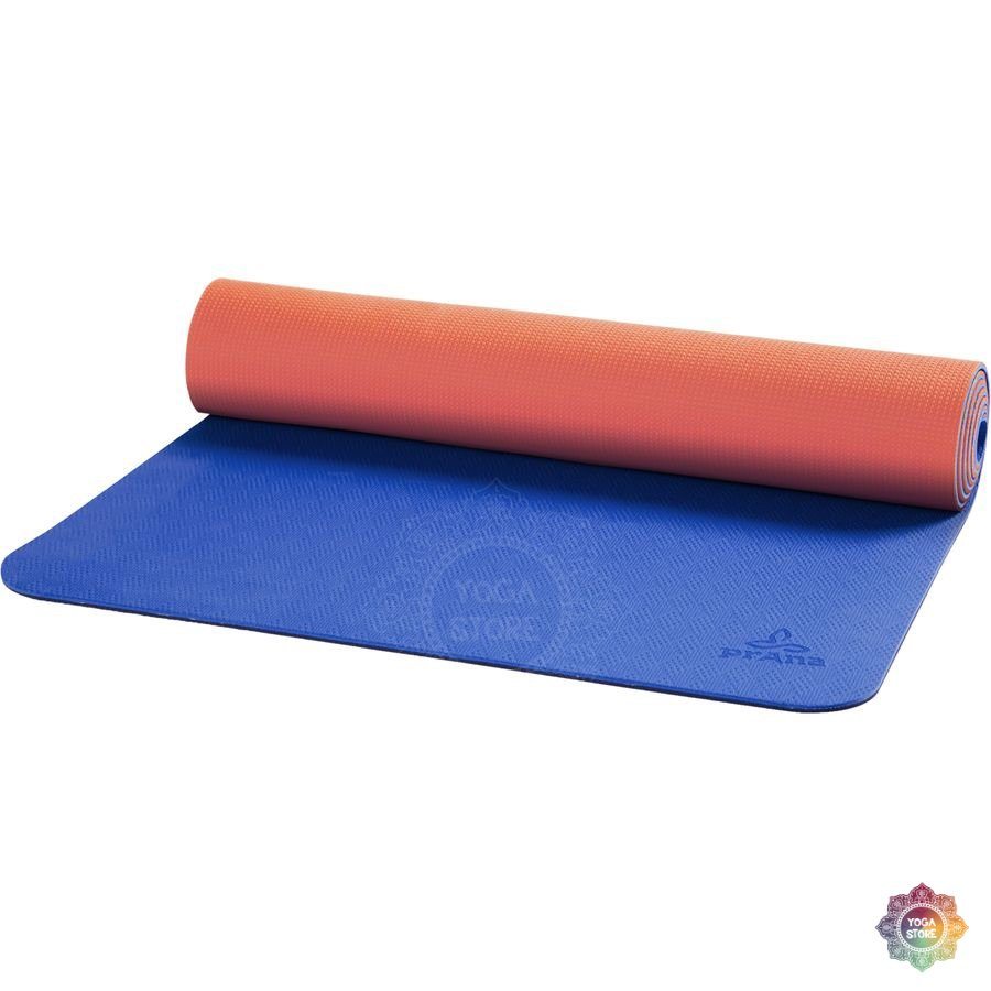 Prana E C O Yoga Mat Future Blue Yoga Store Everything For Your Yoga Practice With Style And High Quality