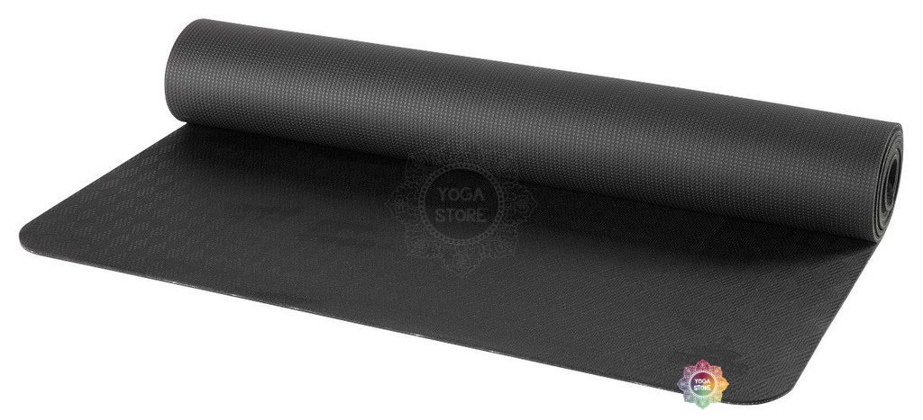 Prana E C O Yoga Mat Black Yoga Store Everything For Your Yoga Practice With Style And High Quality