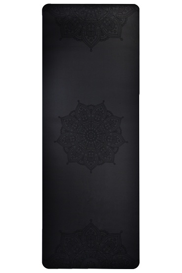 Yoggys All Yoga Mat Mandala Black Yoga Store Everything For Your Yoga Practice With Style And High Quality